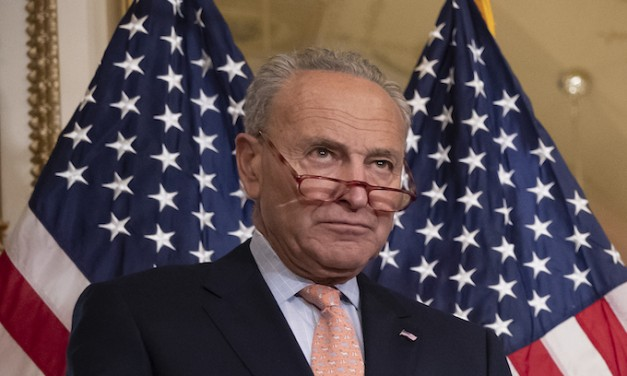 Schumer says global warming will be worse than pandemic