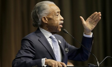Al Sharpton: Evangelicals would sell Jesus out if they felt they could get something from it