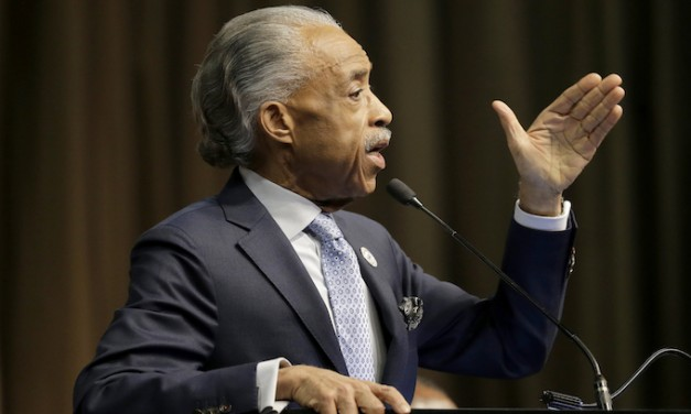More accusations of Jim Crow from Joe Biden while speaking for Al Sharpton's National Action Network