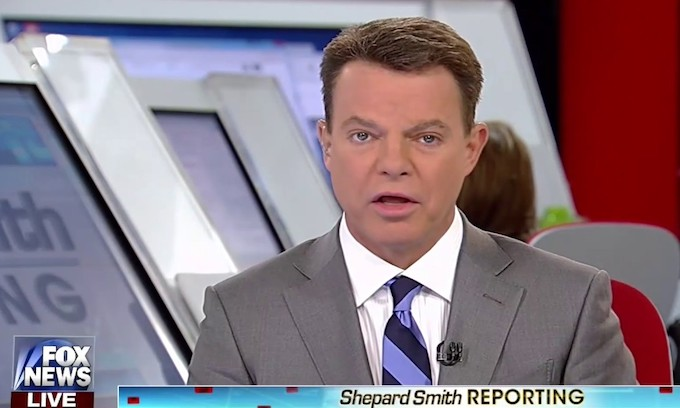 Report: Shepard Smith in talks with MSNBC