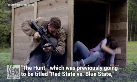 Hollywood: Ads temporarily pulled for ultra-violent political movie 'The Hunt'