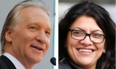 Bill Maher says BDS is a 'b—s— purity test'; Tlaib calls for boycott of his show