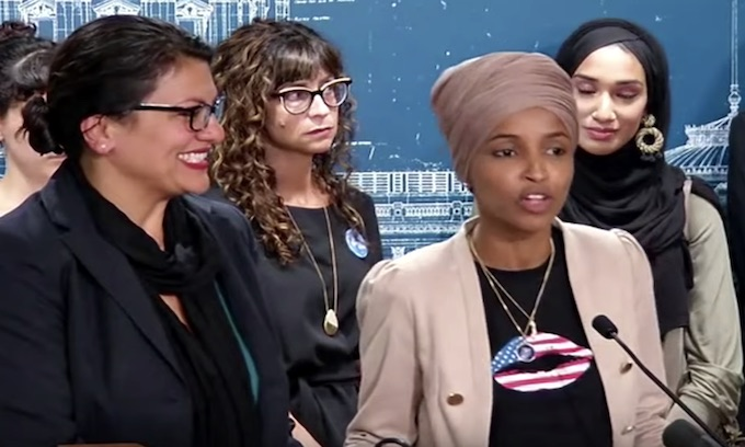 Ilhan Omar: Aid for Israel should be conditional on treatment of Palestinians