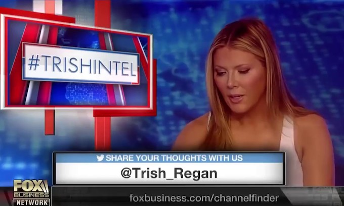 Fox Business: Trish Regan calls for 'assault weapons' ban; no need to keep them around the house