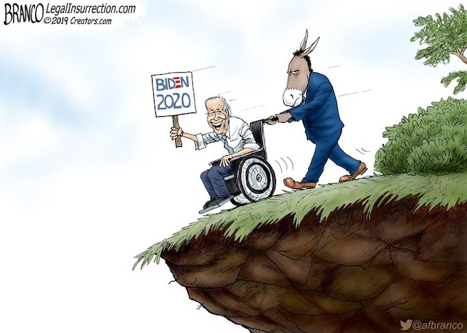 Bye, Joe!