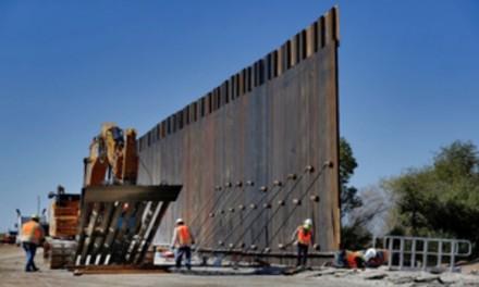 Senate fails to stop border wall