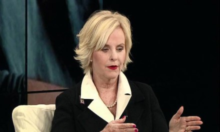 If Cindy McCain truly put country first would she endorse Joe Biden?