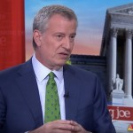 'I am not going to beg': De Blasio won't plead for the ultra-rich to return to NYC