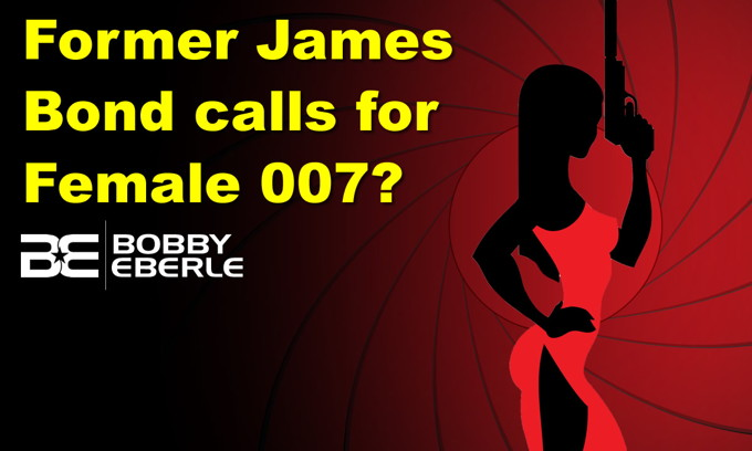 Former James Bond says it's time for FEMALE 007? AOC screams for impeachment vote NOW!