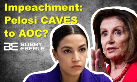 Pelosi CAVES to AOC, media on Trump impeachment? Leftists now push KIDS as climate experts