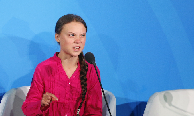 Greta Thunberg's parents went green to 'save' their daughter