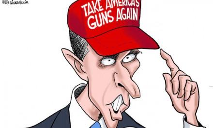 Gun thief!