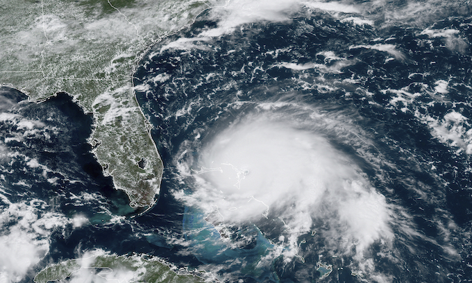 Going 'green' won't stop hurricanes