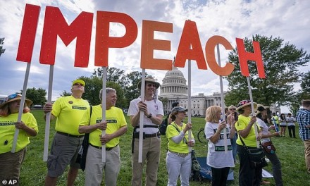 Impeachment About Ideology, Not the Constitution