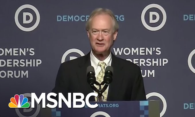Lincoln Chafee and the Libertarian Party are sadly made for each other