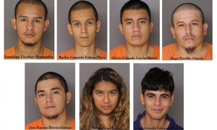 Six illegal alien MS-13 members arrested for MD murder