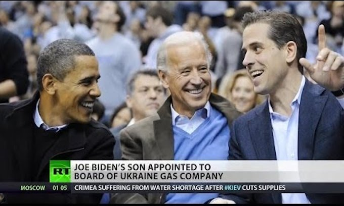 Impeachment hearing outs details of Biden's corruption