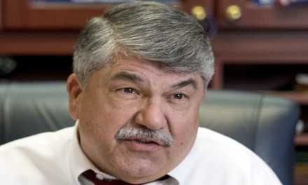 Trumka vows to reverse Trump gains with union members