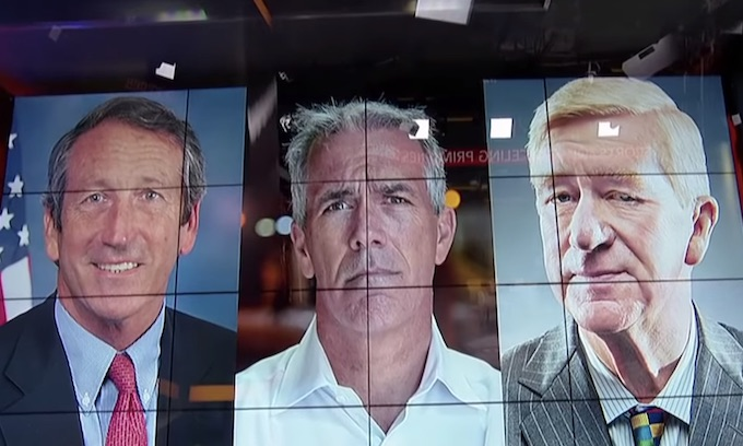 Mark Sanford, Bill Weld, Joe Walsh: 'The Three Stooges' as Republican primary challengers