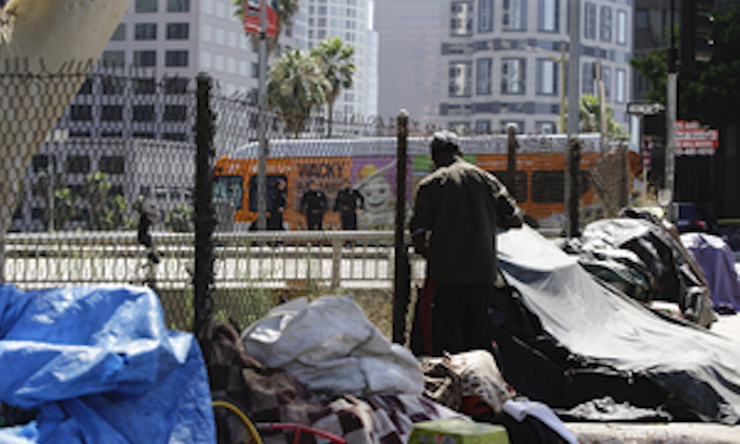 Futility as San Diego tries this and that with homeless
