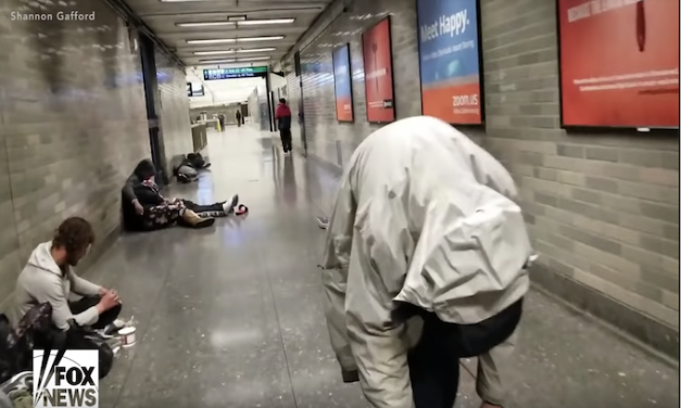 Leaving California to the Homeless