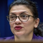 Muslim Congresswoman Rashida Tlaib displays her hate for Israel again