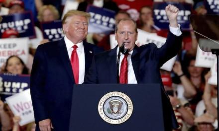 NC: GOP's Dan Bishop wins special election over big spending Dem with Trump's help