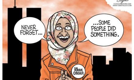 Omar celebrates!