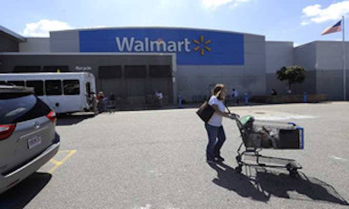 Walmart stops sale of ammunition for 'military style' weapons, bans open carry in stores
