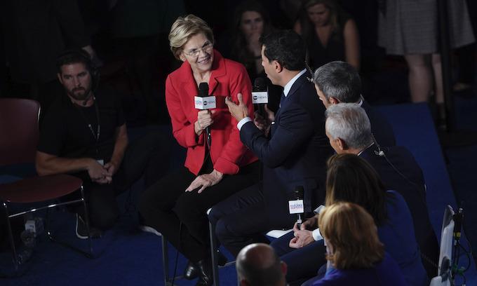 Elizabeth Warren endorses broad pathway for illegal aliens, more legal immigration