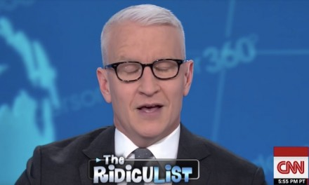 This is journalism? CNN's Anderson Cooper mocks White House press secretary