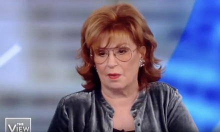 The View's Joy Behar whines that Trump is taking credit for al-Baghdadi death