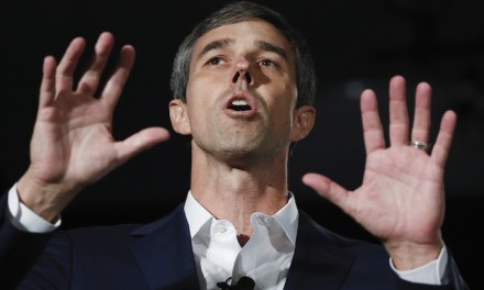 O'Rourke speaks the Democrats' hidden agenda out loud