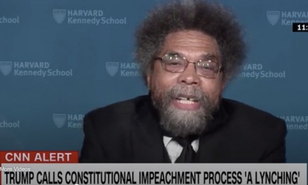 Cornel West: It's time to 'go to jail' fighting 'vanilla brother' Trump in 'the streets'
