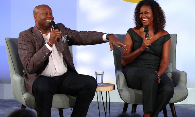 Michelle Obama on white flight: I want to remind white folks that y'all were running from us