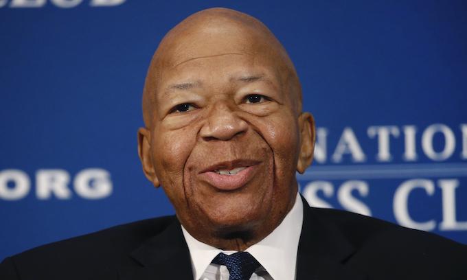 Democrat Elijah Cummings dead at 68