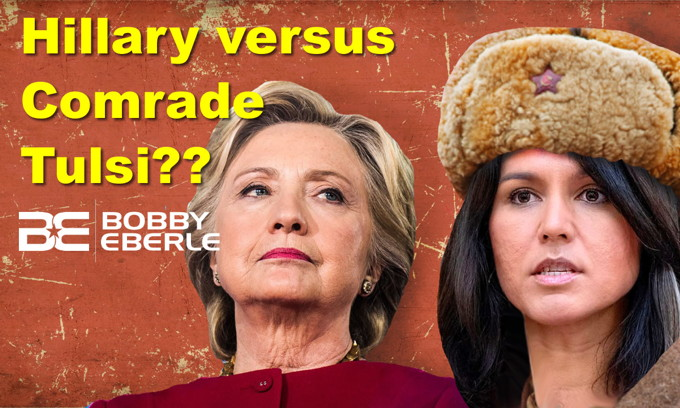 Tulsi Gabbard fires back against Hillary's Russia claims! Romney gives new interview to attack Trump