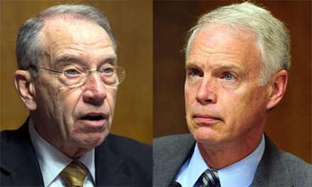 Two GOP senators say Ukraine worked with DNC to undermine Trump campaign, want DOJ probe