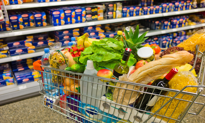 Food Prices Skyrocket to Highest Level in 10 Years