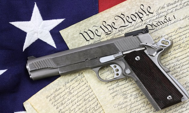 Give Up Your Guns Because Democrats Will Totally Protect You