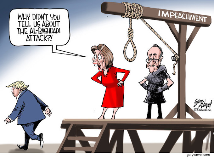 The Shrew and the Hangman!