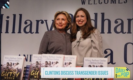 Hillary Clinton notes 'generational' rift over transgender identity: 'I'm just learning about this'