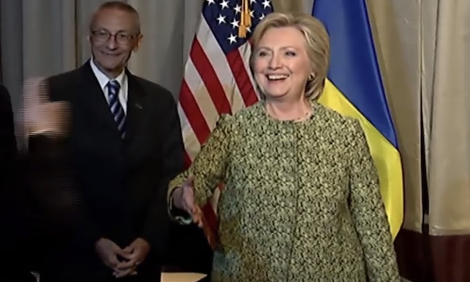 Ukraine 'alignment' with Hillary Clinton began in 2013: Politico flashback, 2017