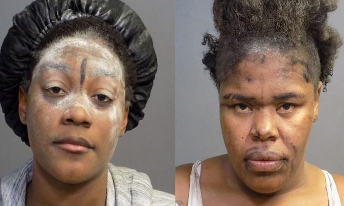 Police arrest women after restaurant gets vandalized in Costa Mesa
