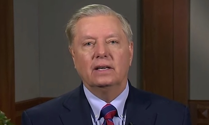 Lindsey Graham says Trump whistleblowers will testify in public if House votes to impeach