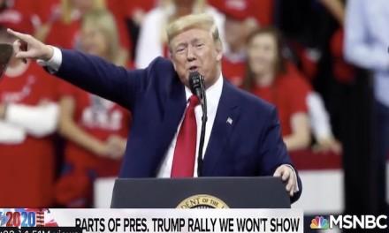 MSNBC Anchor Chuck Todd Admits He's Suppressing Clip of Trump Criticizing Hunter Biden