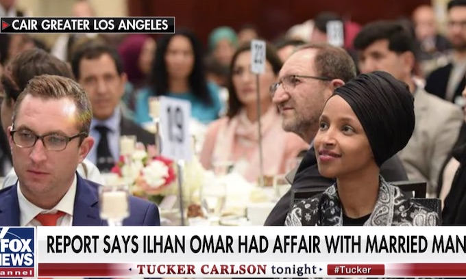 Ilhan Omar claims she's severed financial ties with husband's political firm
