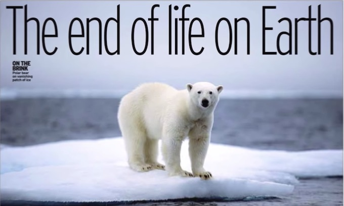 University ousts professor who defied climate-change narrative on polar bears