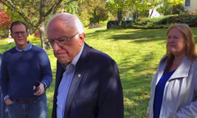 Bernie Sanders loves socialism more than he abhors tyranny