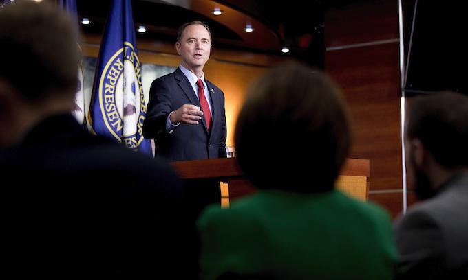 Pelosi-Schiff impeachment fails to give president due process